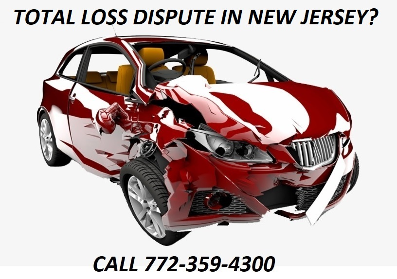 TOTAL LOSS DISPUTE IN NEW JERSEY